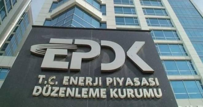 EPDK'dan 9 firmaya ceza