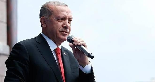 Başkan Erdoğan: Bu bir milli mücadele