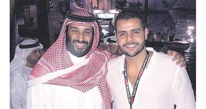 Prens Selman'ın yat partisinde Kaşıkçı'nın yeğeni de vardı