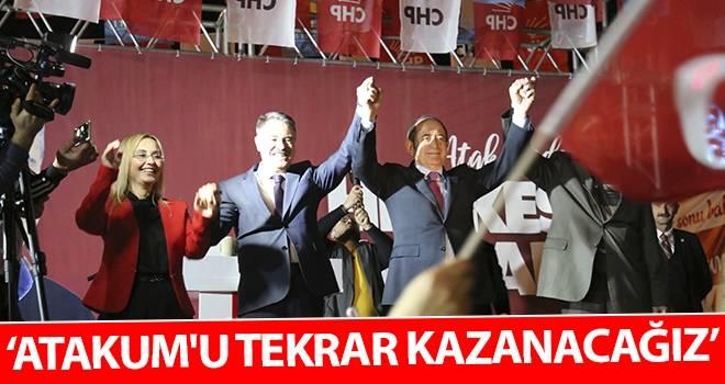Cemil Deveci: Atakum'u tekrar kazanacağız