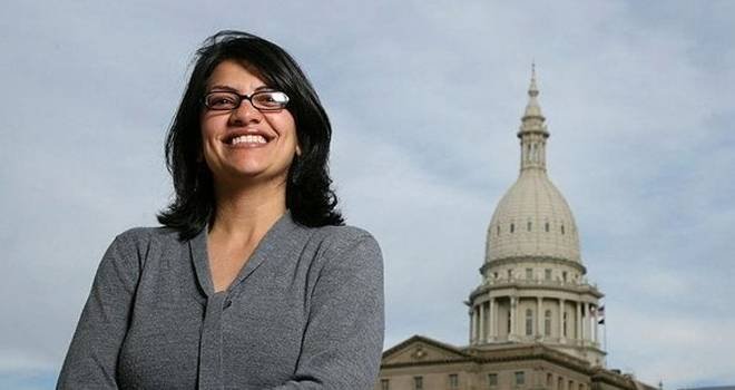 ABD Kongresi'nde artık iki Müslüman kadın var