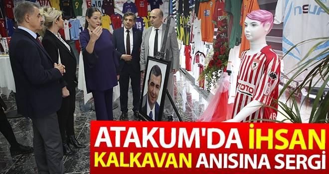 Atakum'da İhsan Kalkavan Anısına Sergi