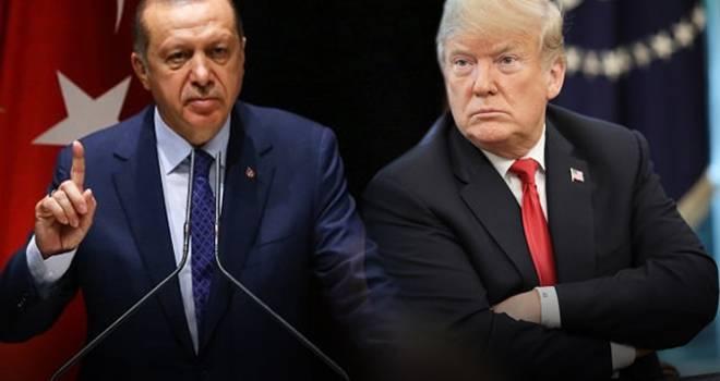 Trump: Suriye sizindir!