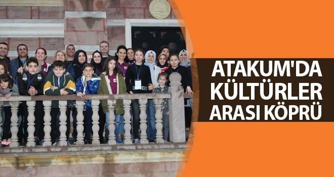 Atakum'da Kültürler Arası Köprü