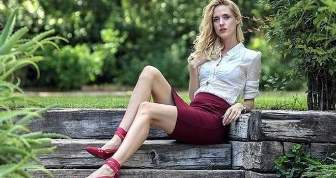 Wilma Elles: Hayalim Türk kadınını oynamak