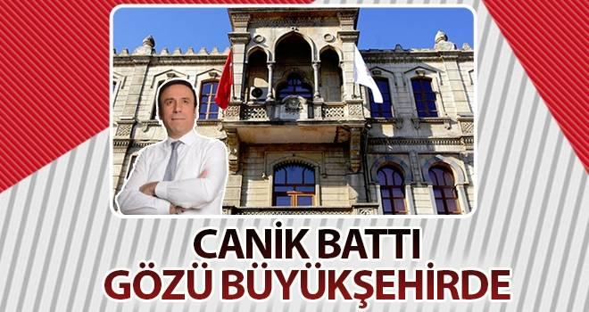 Başkan Genç, Samsun Büyükşehir Belediyesi'ne Aday Olacağını Açıkladı