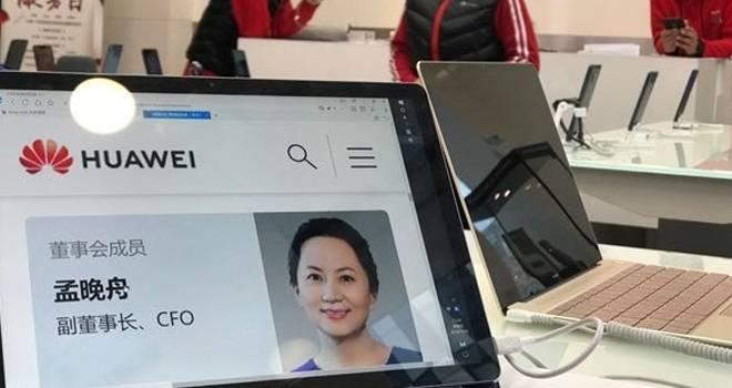 Teknoloji devi Huawei'nin sahibinin kızı Meng Wanzhou Kanada'da tutuklandı