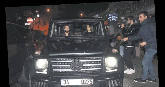 Futbolcu Arda Turan ile önceki gün hakim karşısına çıkan Berkay 'aylık geliri' ile maliyeyi harekete geçirdi