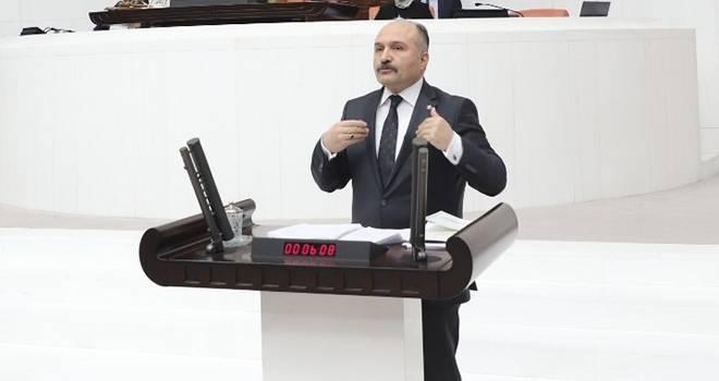 Milletvekili Usta'dan Çarpıcı Konuşma