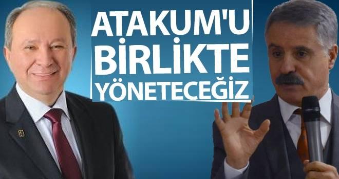Cemil Deveci: Atakum'u Birlikte Yöneteceğiz