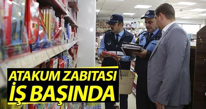 """Atakum Zabıtası 7/24 görev başında """"Fırsatçılara göz açtırmıyoruz"""""""