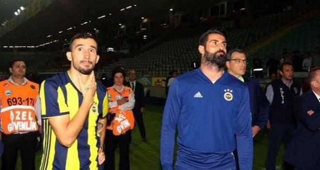 Fenerbahçe'de deprem! Volkan Demirel, Aatif ve Nabil Dirar süresiz kadro dışı kaldı!