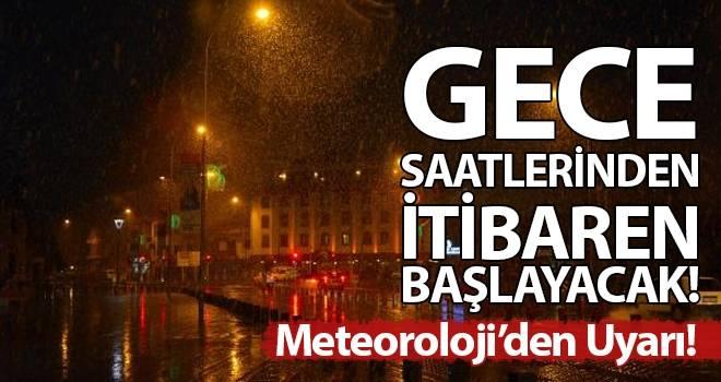 12 Ekim Samsun'da Hava Durumu