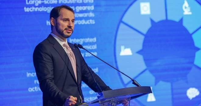 Bakan Albayrak'tan dikkat çeken ICO açıklaması