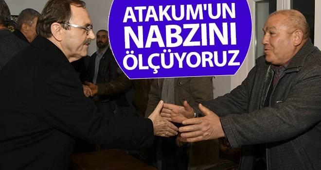 Başkan Şahin: Atakum'un Nabzını Ölçüyoruz