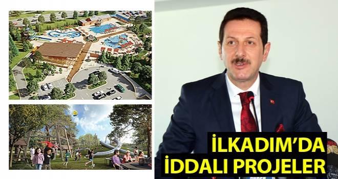 Erdoğan Tok'tan iddialı projeler