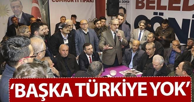 Cahit Kamber: Başka Türkiye Yok