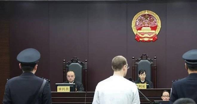 Kanada idama mahkum edilen vatandaşı için Çin'den