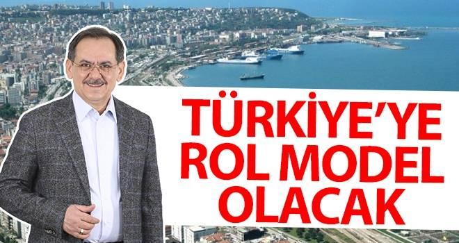 Başkan Demir: Türkiye'ye Rol Model Olacak