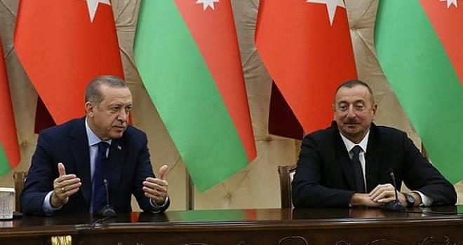 Bakü'de konuşan Başkan Erdoğan'dan Ermenistan'a tarihi rest