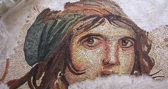 Çingene kızı mozaiği 26 Kasım'da Türkiye'ye getirilecek! Çingene Kızı mozaiği nerede?