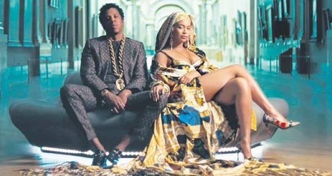 Beyonce ve eşi Jay Z, Illuminati'nin emrinde!