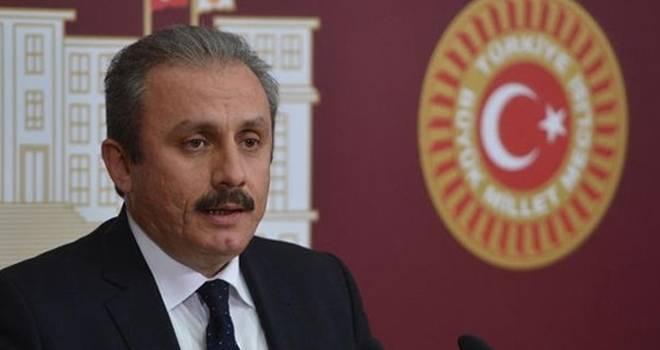 AK Parti'nin TBMM Başkan adayı Mustafa Şentop oldu