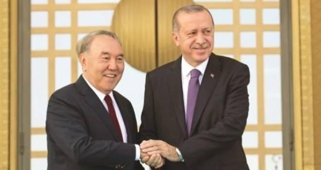 Kazakistan ile 5 anlaşma