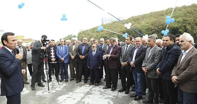Başkan Genç:Camiler şehrin kalbi, okullar ise aklıdır