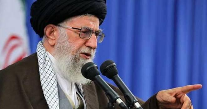 Hamaney'den ABD'ye sert sözler: İran tokat atacak