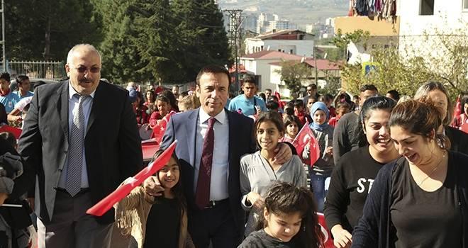 Canik'te Cumhuriyet coşkusu