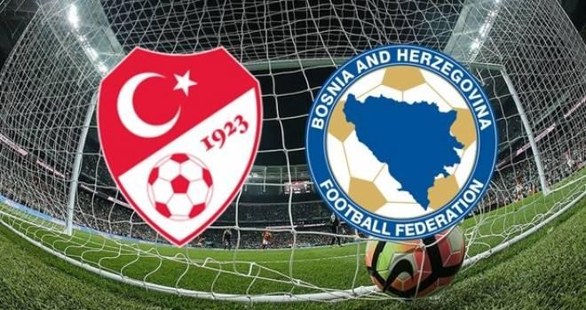 Türkiye Bosna Hersek maçı hangi kanalda, saat kaçta? 2018 Milli maç ne zaman?