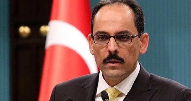 İbrahim Kalın: ABD, Türkiye'yi tamamen kaybetme riskiyle karşı karşıya