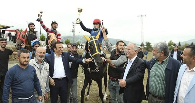 Canik'te Rahvan Atları heyecanı