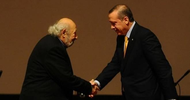 Erdoğan'dan Bahaettin Karakoç, Prof. Oya Akgönenç ve fotoğrafçı Ara Güler için taziye