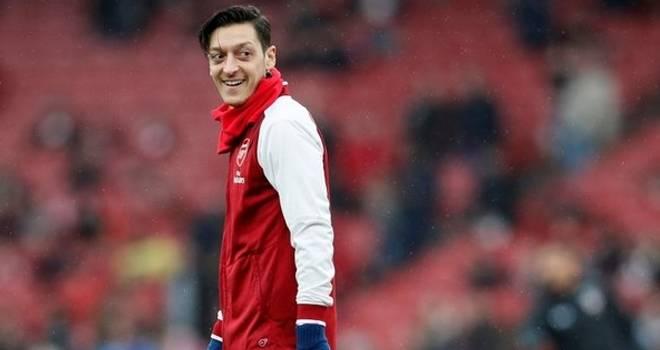 Fenerbahçelileri heyecanlandıran Mesut Özil gelişmesi!